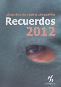 portada recuerdos 2012